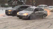 400+ crashes as GTA sees record early November snow