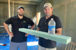 Nova Scotia company uses millions of plastic bottles to build homes, decks