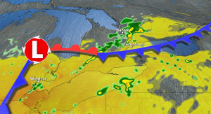 Storms persist through Tuesday, dry days ahead for Ontario
