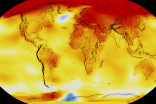 2020 nearly beat out all the hottest years in the record books