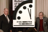 Doomsday Clock remains at 2 minutes to midnight