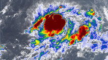 Tropics: Eyes on the next system to threaten the Caribbean