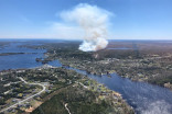 Evacuation order lifted for Porters Lake area, brush fire is under control