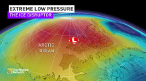 Eyes on an extreme ice smasher headed for the Arctic