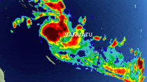 Powerful Category 4 Cyclone Harold set to slam Vanuatu