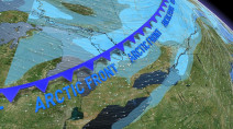 Ontario: Lake-effect streamers will tangle some Thursday commutes
