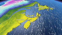 Atlantic: Spring-like temperatures ahead could challenge records