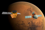 Two 'first-timer' Mars missions slipped flawlessly into orbit this week