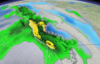 'Atmospheric river' dumps heavy rain on B.C. coast, break ahead