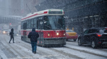 Toronto soars past its average seasonal snowfall, even without consistent cold