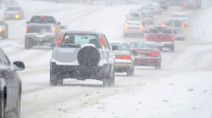 Travel not recommended on some Saskatchewan highways