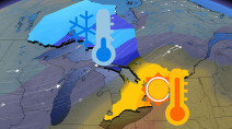 Humidex vs. wind chill: Extreme temperature divide coming to Ontario