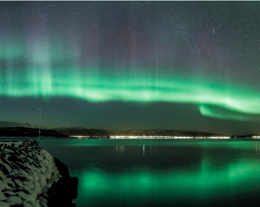 Look up for one more chance to see the Northern Lights