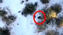 Drone helps police find missing hiker in Alaska