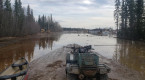 'This is just scary': N.W.T. flood evacuees watch and wait for river to drop