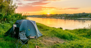 Prepare for a different kind of camping experience this summer