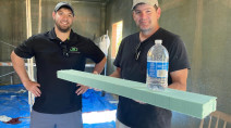 Millions of plastic bottles turned into homes by Nova Scotia company