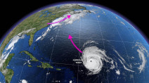 DEVELOPING: Potential Canadian impacts of Hurricane Teddy