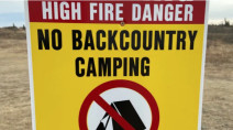 Manitoba forbids campfires, closes trails due to wildfire threat