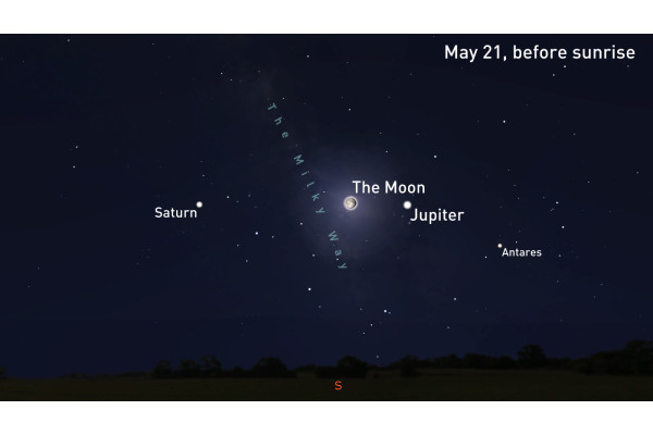 The Weather Network - See planet Jupiter at its brightest right now!