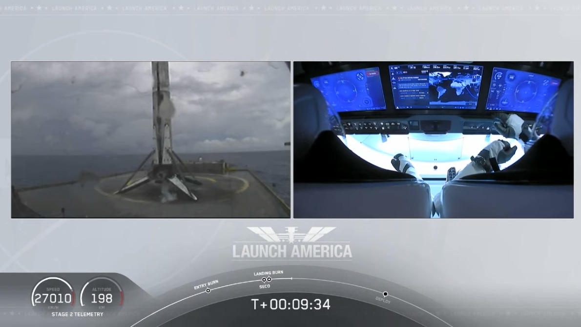 How To Watch the Historic SpaceX Launch Today
