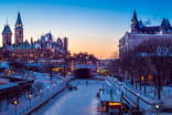 Warming trend shuts down Ottawa's Rideau Canal Skateway for the season