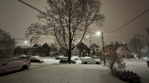 Storm may whiten Christmas in southern Ontario with 20 cm of snow