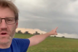Why fall storms fascinate forecasters and storm chasers