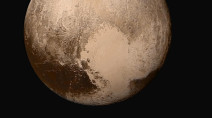 Pluto's 'beating heart' drives the tiny planet's weather