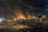 September 6, 1666 - The Great Fire of London