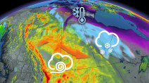 Pair of clipper systems target the Prairies ahead of temperature plunge