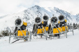 Climate change forces ski resorts to make more artificial snow