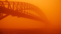 September 23, 2009 - Earth, Wind And Fire: Sydney, Australia Dust Storm