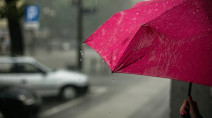 Departing shot of rain, gusty winds in B.C. before sunshine returns