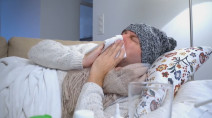 'This is going to be a challenge': Do I have the flu or COVID?