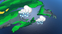 Atlantic: Cooler temperatures beckon for the weekend