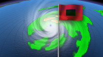 Epsilon slowly churning, strengthening in the Atlantic, may clip Newfoundland
