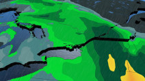 Replenishing rains coming to Ontario, Quebec, but many miss out