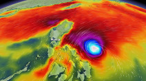 'Strongest storm of 2020' en route to the Philippines