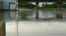 Homes evacuated in Manitoba town amid fears of 'one in 1,000-year flood event'
