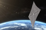 LightSail 2 is now flying through space propelled by sunlight
