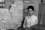 Diane Clatto became the first Black TV weather presenter in the US in 1962