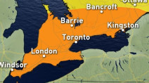 Ontario: Severe storm risk into the weekend amid extreme heat