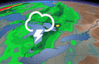 Unsettled weekend in Ontario, with Sunday storm risk
