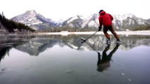 Warmup to cause potential dangers on ice, important read before heading out