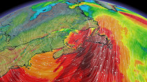 'Weather bomb' could bring damaging winds, heavy rain to Atlantic Canada
