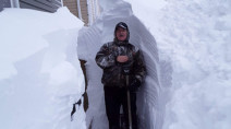 PHOTOS: Newfoundland starts to dig out after monster blizzard sets records
