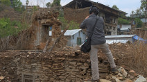 Scars and devastation remain years after Nepal's historic earthquake