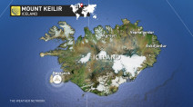 Iceland volcano that's been dormant for 800 years could soon erupt