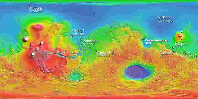 Mars-Mission-Sites-Perseverance-NASA